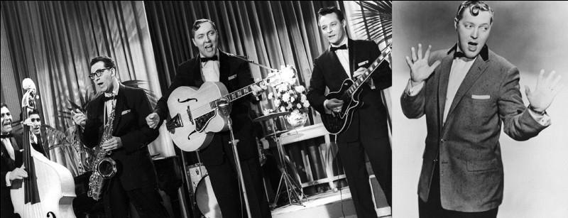 C'est le 1e grand succès du rock, il est le symbole de la naissance du rock ! Il a été enregistré pour la 1e fois par « Sonny Dae and the Knights », mais ce n'est pas eux qui vont la rendre célèbre.Quel est ce titre et qui l'a rendu célèbre ?