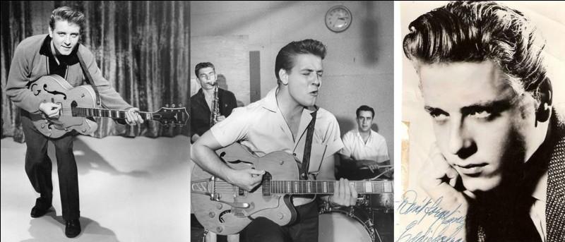 Cette chanson connaît un grand succès à l'été 1958, c'est le premier pour ce chanteur. Des chanteurs, des groupes ont repris cette chanson comme « the Who », Motörhead, Bruce Springsteen, Johnny Hallyday, Julien Clerc… Ce chanteur est décédé à l'âge de 30 ans à Bath en Angleterre.A vous de trouver ce succès estival et son chanteur !