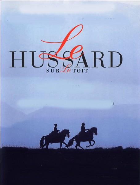 """Qui a écrit """"Le Hussard sur le toit"""" ?"""