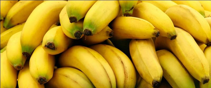 Quel est ce fruit jaune ?