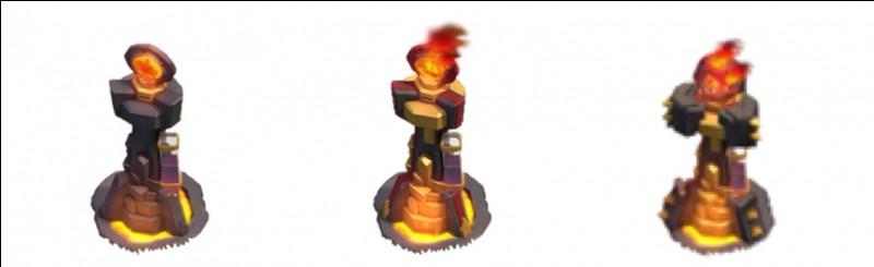 L'arène ou on débloque la tour de l'enfer c'est :