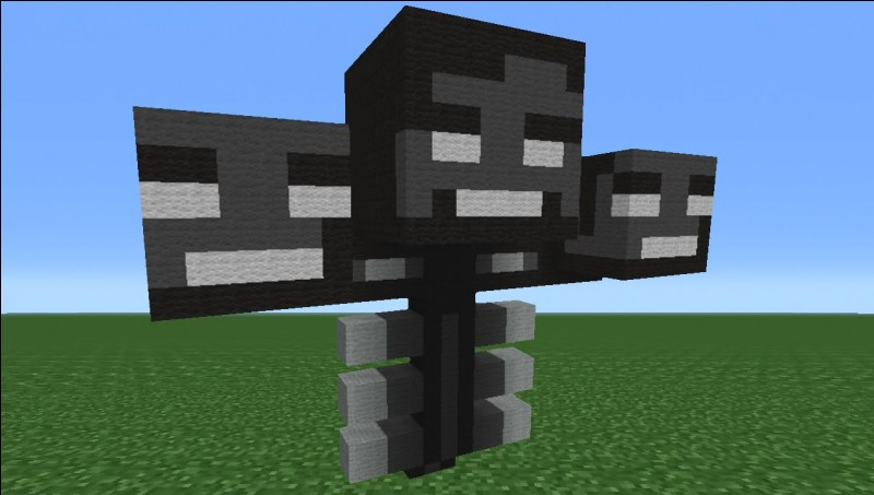 Comment invoquer le terrible Wither ?