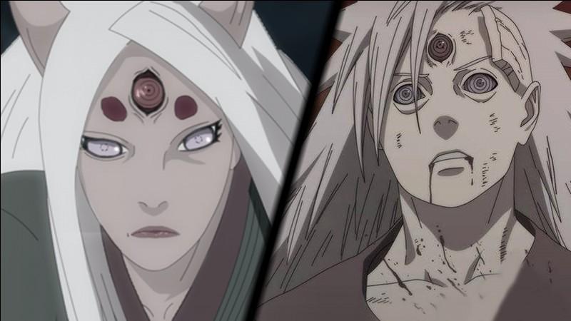 Qui porta le coup final en tuant Madara Ushiwa, réincarné en Kaguya Ötsutsuki ?