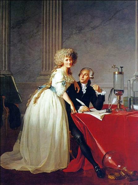 """L - """"Rien ne se perd, rien ne se crée, tout se transforme"""" est une partie de l'énoncé moderne de la loi de Lavoisier."""