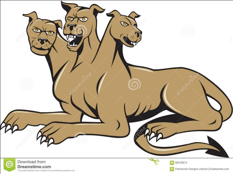 Le Centaure - Le centaure est une créature à trois têtes.