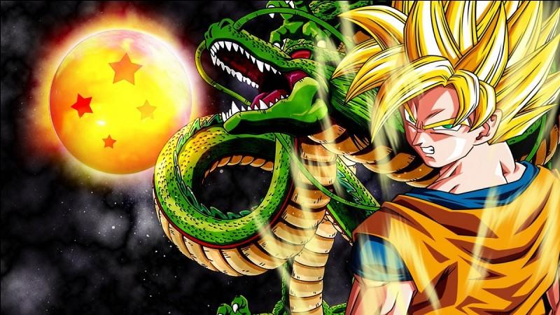 """Le Dragon - En quelle année Akira Toriyama a-t-il créé le manga """"Dragon Ball"""" ?"""