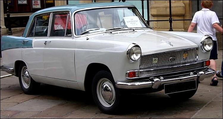 Fabuleux Quizz Marques automobiles disparues - Quiz Autos, Marques, Auto IN27