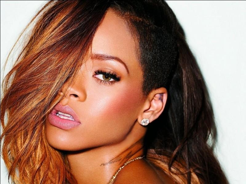 Chanteuse (1) - Rihanna