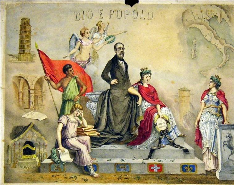 Voilà onze questions parlant de la réunification italienne mais les Italiens ont un terme spécifique pour désigner ces événements. Quelle expression italienne désigne les événements relatifs à la réunification italienne ?