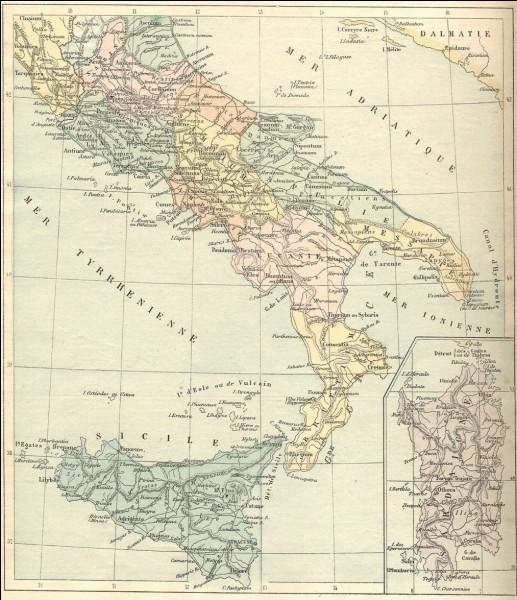 Au Sud, c'est un tout autre problème qui se présenta à l'Italie : la révolte. Une révolte qui sera finalement essoufflée par l'armée italienne et dont les conséquences permettront l'essor d'une certaine forme de criminalité.Quelles organisations criminelles ont prospéré au Sud de l'Italie ?