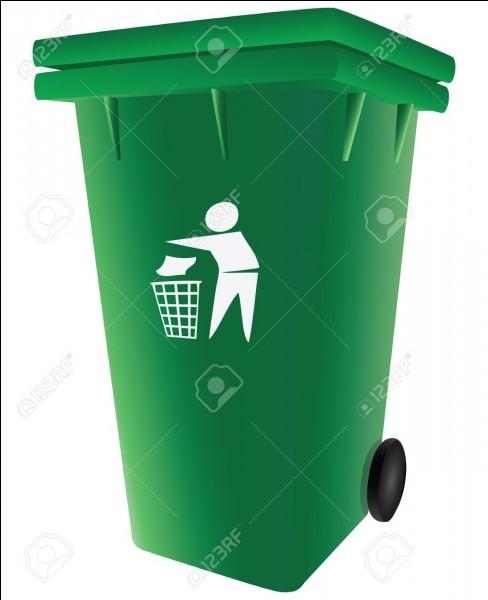 Qui a inventé la poubelle ?