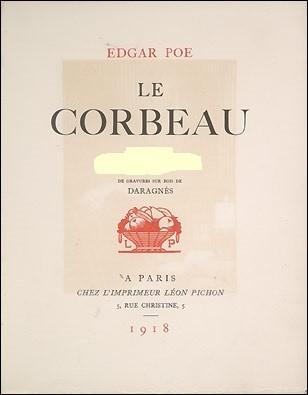 Il est arrivé à Baudelaire de traduire Edgar Allan Poe en français.