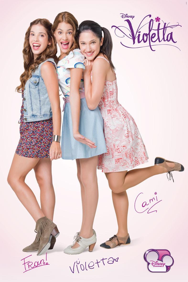 Quelle fille de 'Violetta' es-tu ?