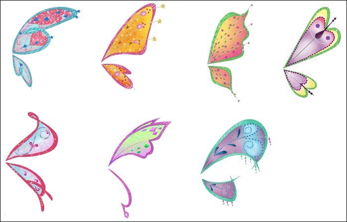 Quelles ailes préfères-tu ?