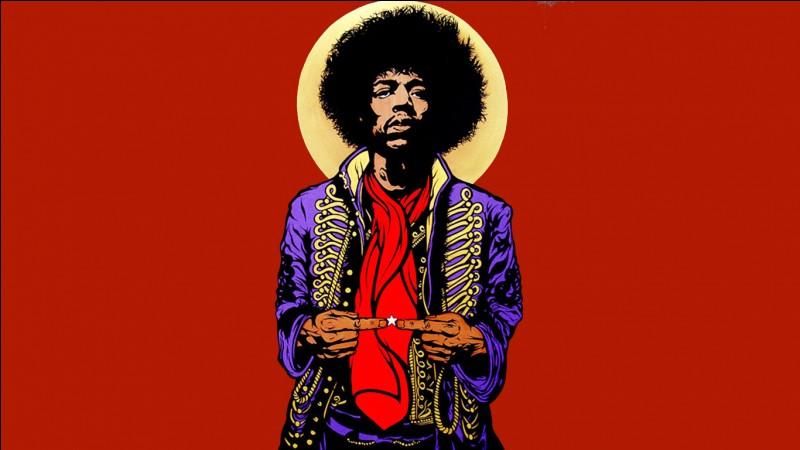 À quel âge Jimi Hendrix nous a-t-il quitté en 1970 ?