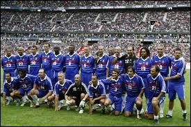 En quelle année la France a-t-elle remporté la coupe du monde de football ?