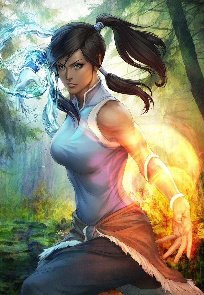Quel personnage de la légende de Korra es-tu ?