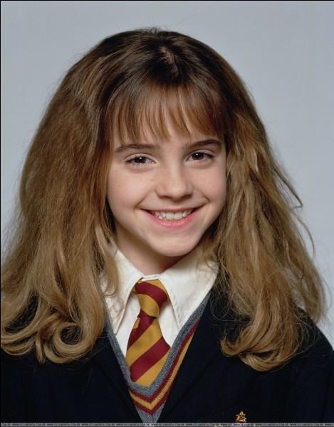 Hermione est une Sang-Mêlé.