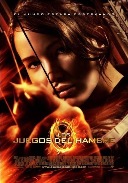 """Qui est l'héroïne des romans à succès, adaptés au cinéma, """"Hunger Games"""" ?"""