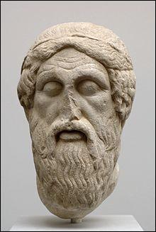 Quel aède est l'auteur de l'Iliade et l'Odyssée ?