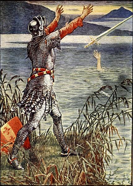 Quel personnage ne fait pas partie des romans de la Table Ronde mettant en scène Arthur, Merlin, Guenièvre, Lancelot,... ?