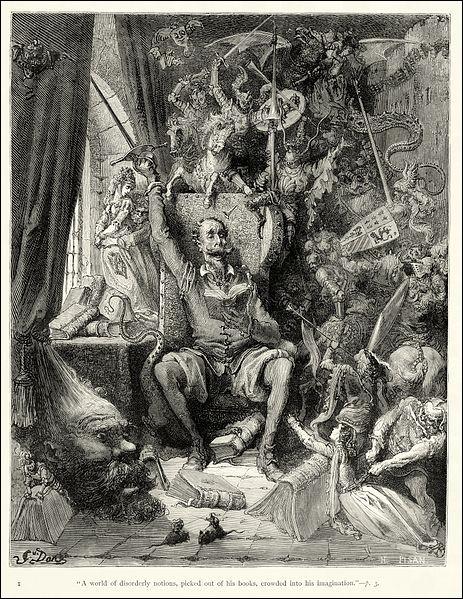 Quel est l'écuyer de Don Quichotte, personnage du roman éponyme de Cervantes ?