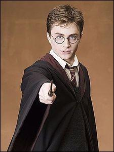 """Qui est l'auteur de """"Harry Potter"""" ?"""