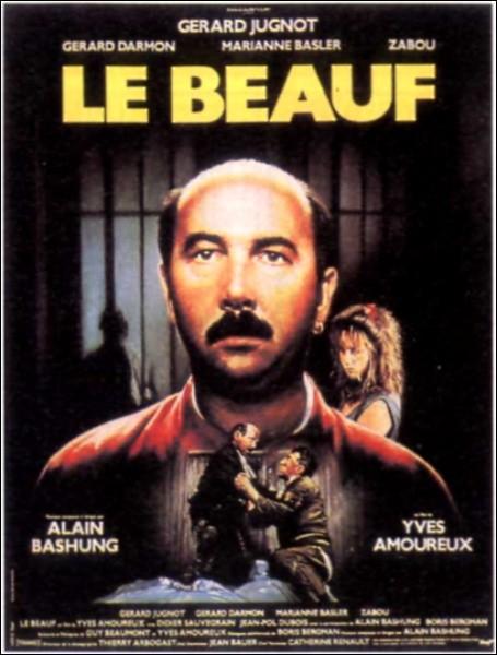 Alain Bashung a composé la musique du film réalisé par Yves Amoureux « Le Beauf » (1987). Gilbert Goudron (Gérard Jugnot), employé à l'incinération des billets usagés à la Banque de France, est un ex-batteur d'un groupe yé-yé. Comment s'appelait ce groupe ?