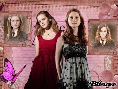 Ginny ou Hermione ?