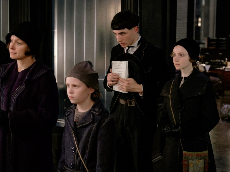Laquelle des filles de la famille Bellebosse est attirée par la magie ?