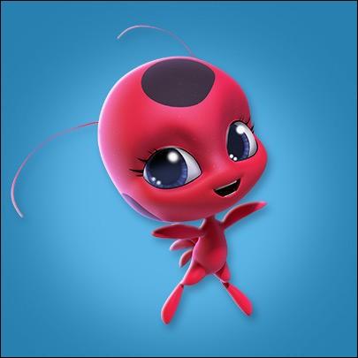 Comment s'appelle le kwami de Ladybug ?