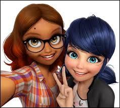Qui est la meilleure amie de Marinette ?