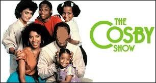 """Retrouvez la photo où figure Bill Cosby, principal acteur du """"Cosby Show"""", célèbre série américaine des années 80 :"""