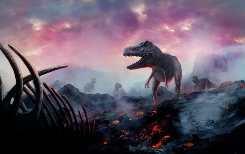 Le dasplétosaure, son nom signifie...