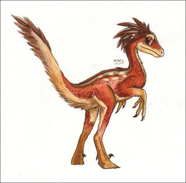 Bambiraptor, son nom signifie...