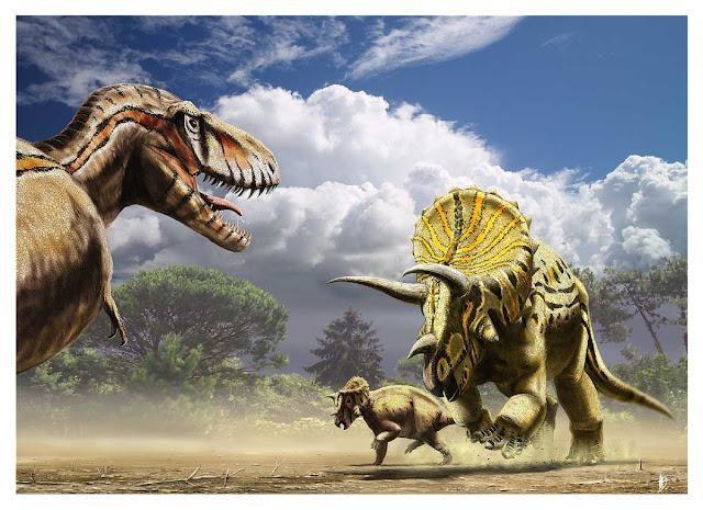Découvrez la signification des noms des dinosaures (1)