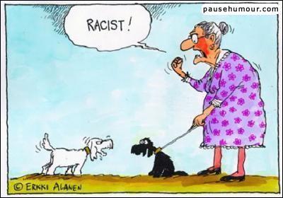 Que risque un raciste ?