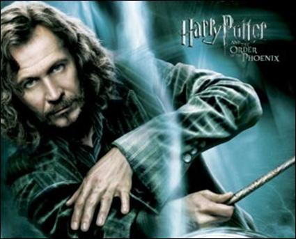 Le parrain de Harry Potter, qui est-ce ?