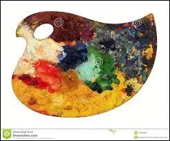 De quelle couleur est le sandyx ?