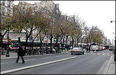 Quel quartier de Paris était autrefois un espace de terres humides ?