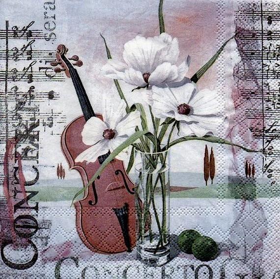 Des fleurs dans les chansons françaises