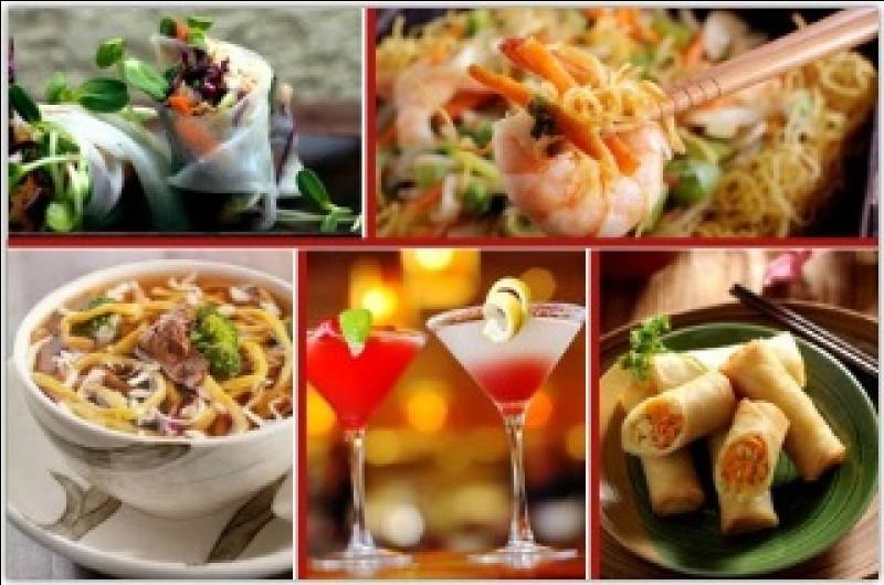 Quel est ton repas préféré ?