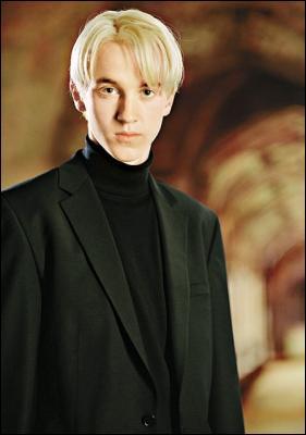 Qui incarne Drago Malfoy ?
