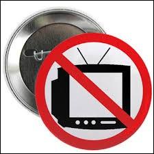 Combien de temps seriez-vous capable de tenir sans télévision ?