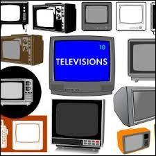 Combien avez-vous de télévisions chez vous ?