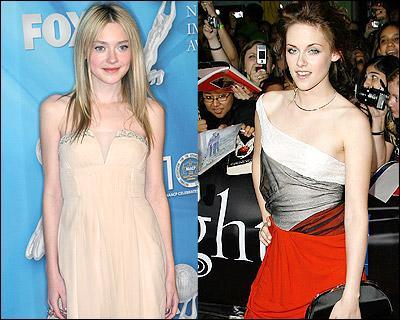Quel film Kristen Stewart et dakota fanning vont-elles tourner ensemble ?