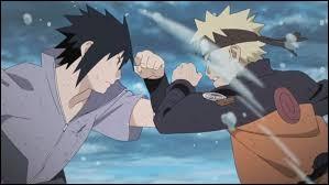 Qui gagne entre Naruto et Sasuke à la fin ?