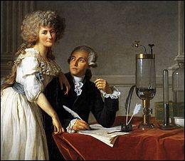 Quelle était la spécialité de Lavoisier ?