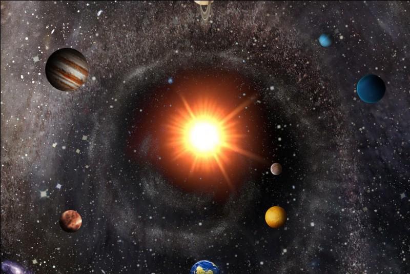Qu'a-t-on pu établir grâce aux travaux de l'Américain Edwin Hubble ?