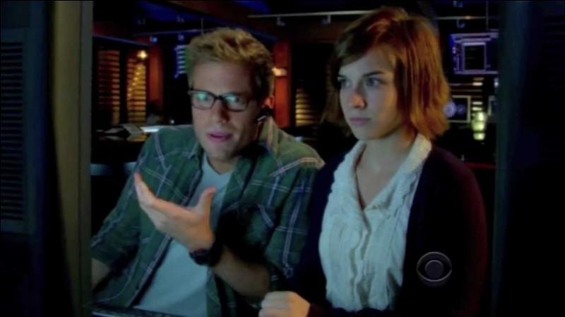 Eric Beale et Nell sont...